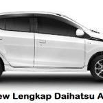 Review Lengkap Daihatsu Ayla